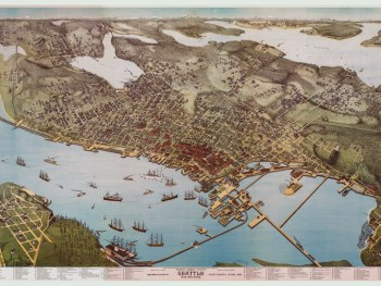 Antique U.S. City Maps
