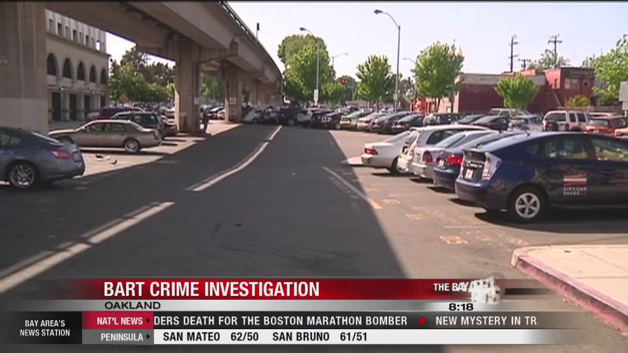 BART releases property crime statistics