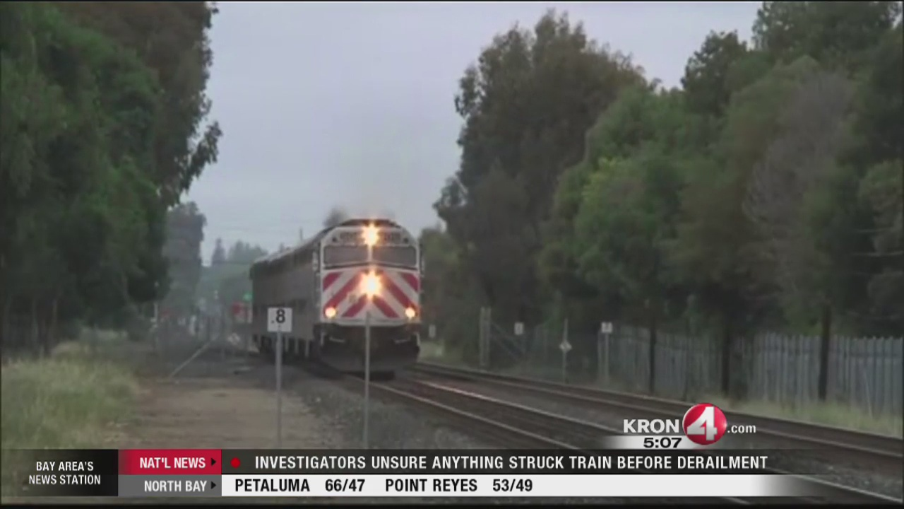 Man hit and killed by Caltrain