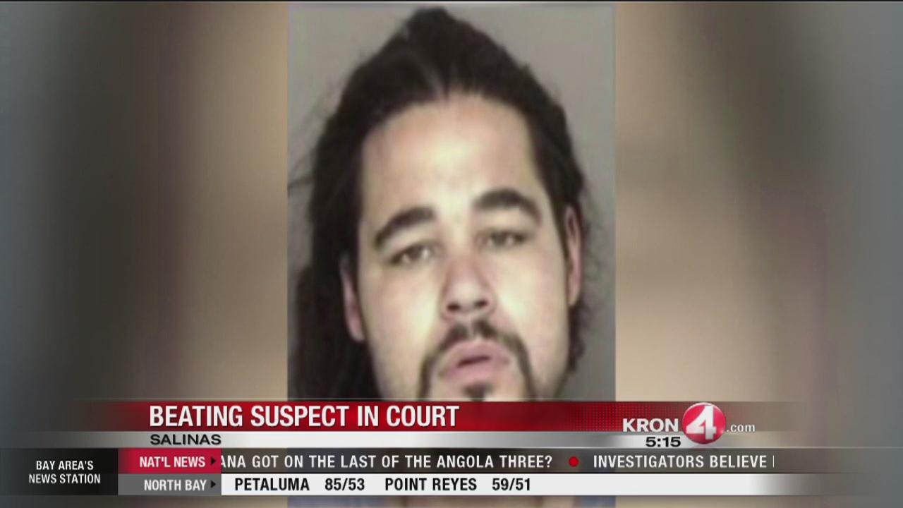 Salinas Police Beating Latest