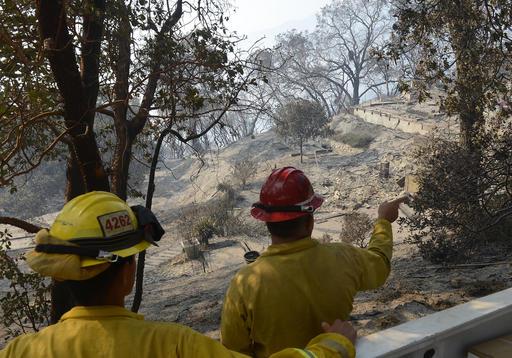 California Wildfires_396896