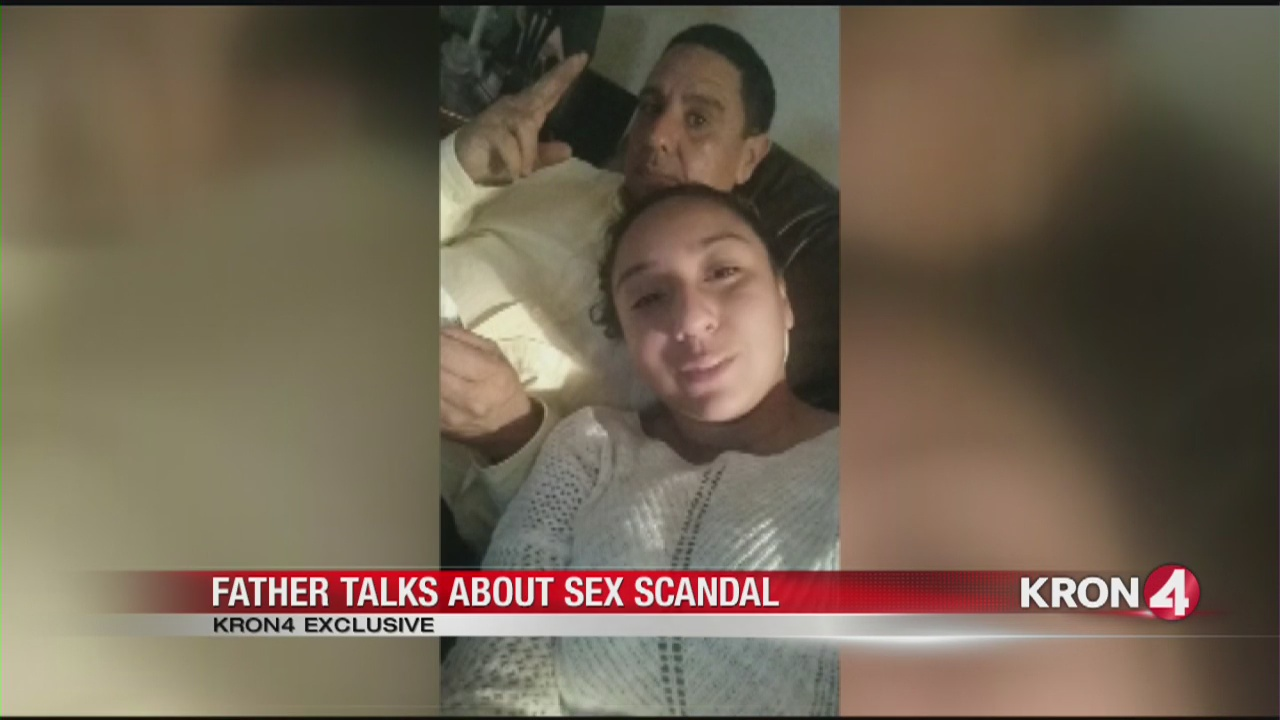 ONLY on KRON4: Father of woman at center of OPD sex scandal speaks out