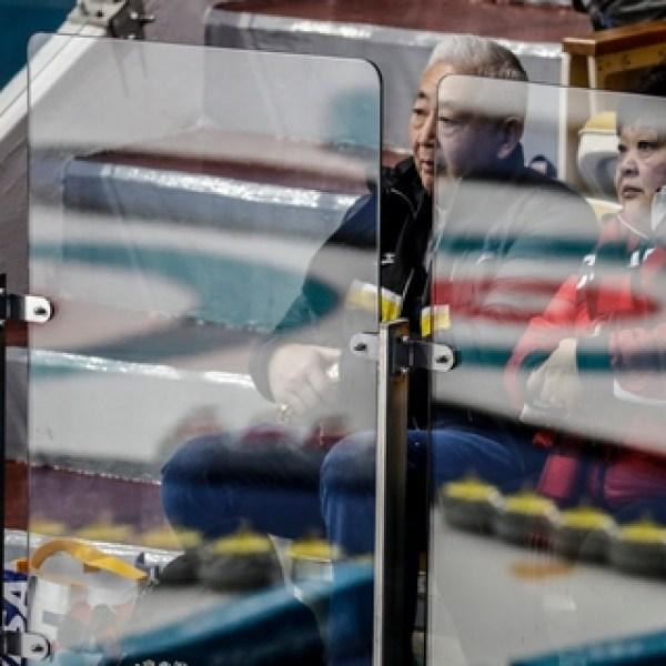 Pyeongchang Olympics Curling Women_729457
