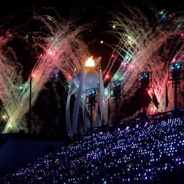 Pyeongchang Olympics Closing Ceremony_730394