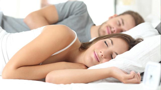 sleeping sleep mattress