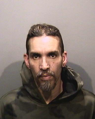 Derick Almena was booked into Santa Rita Jail at 7pm._570589