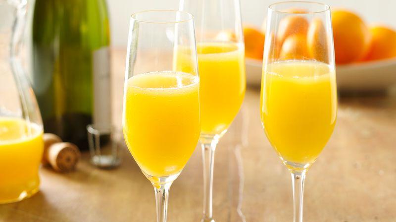 mimosa breakfast brunch