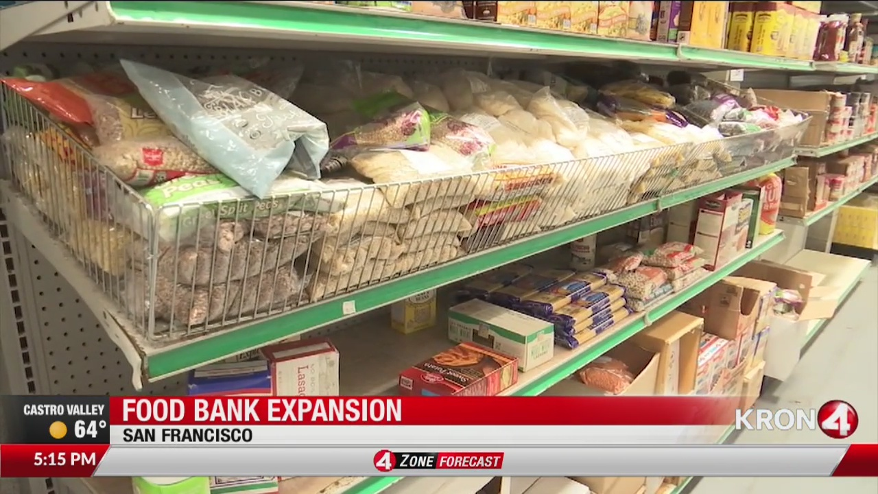 San Francisco-Marin Food Bank to undergo expansion