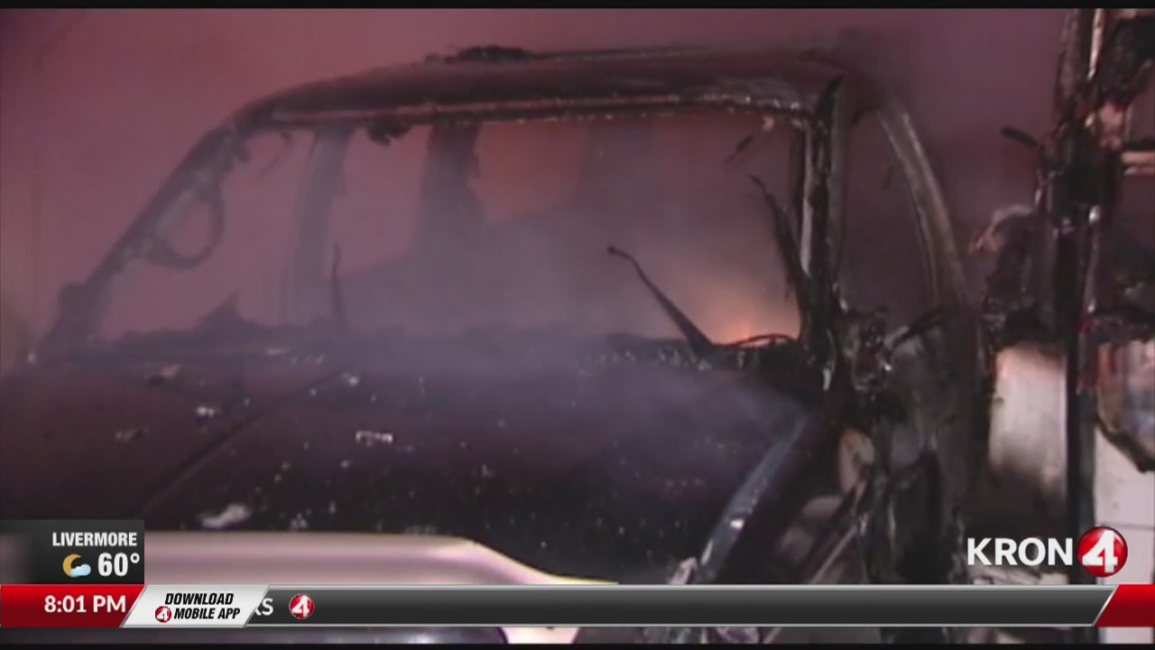 1 killed in fiery crash involving tour bus on HWY 101 in