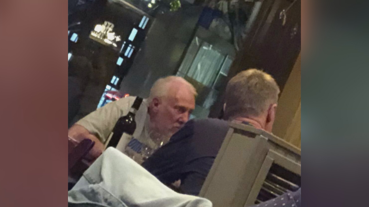 dinner with popovich and kerr