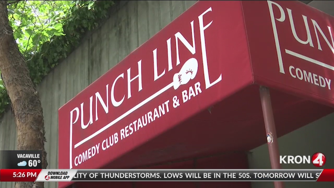 Dave Chappelle rallies to save Punch Line comedy club in San Francisco