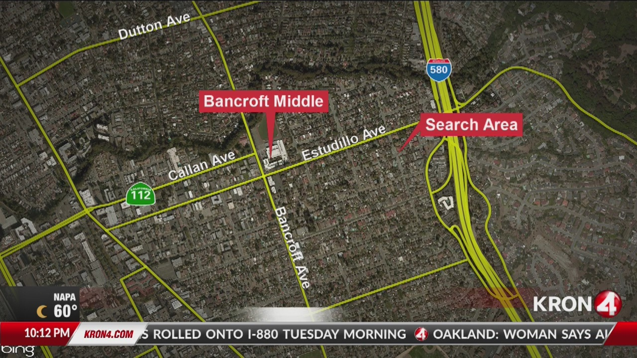 Police arrest robbery suspect in San Leandro