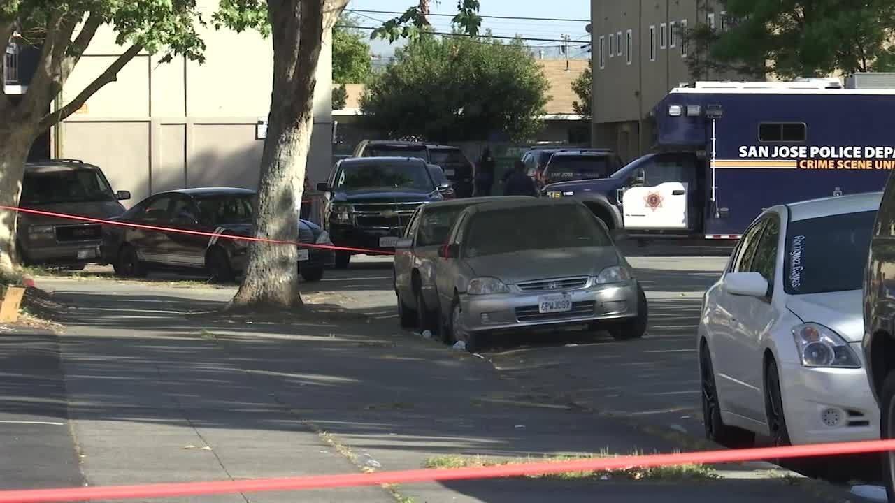 San Jose police shoot, kill suspect in stolen car after officer injured