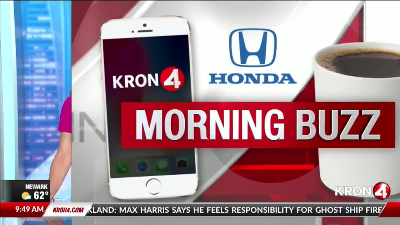 KRON4 Morning Buzz: Planters sells shoes now?