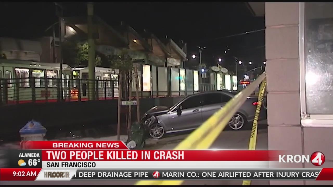 New details on deadly San Francisco crash
