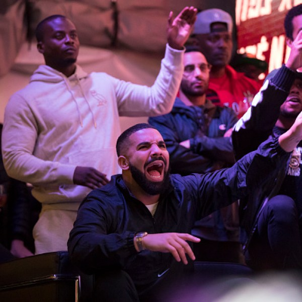 Drake breaks down watching Kevin Durant walk away after injury