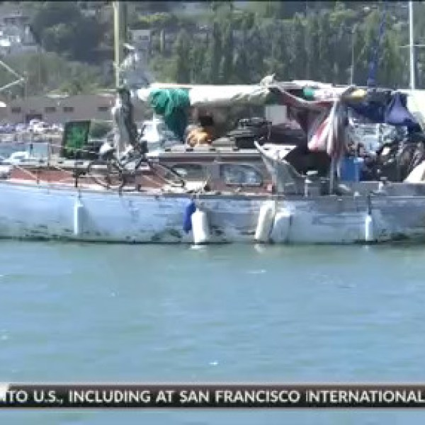 Sausalito launches program to help homeless living on boats