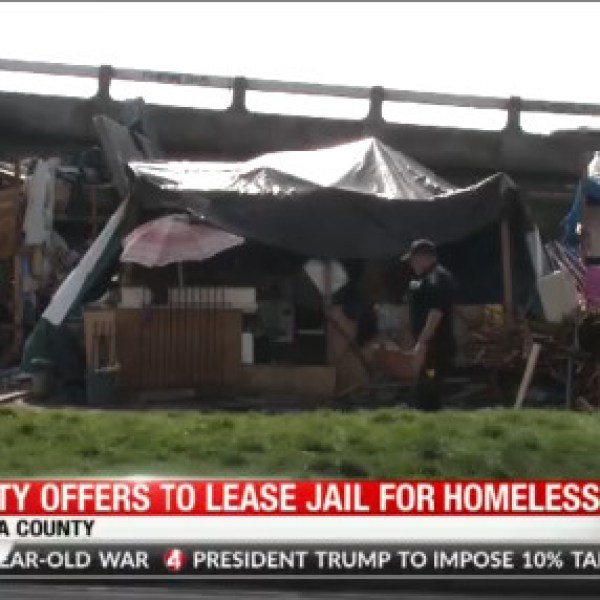 County leaders propose Oakland jail to house homeless population | KRON4