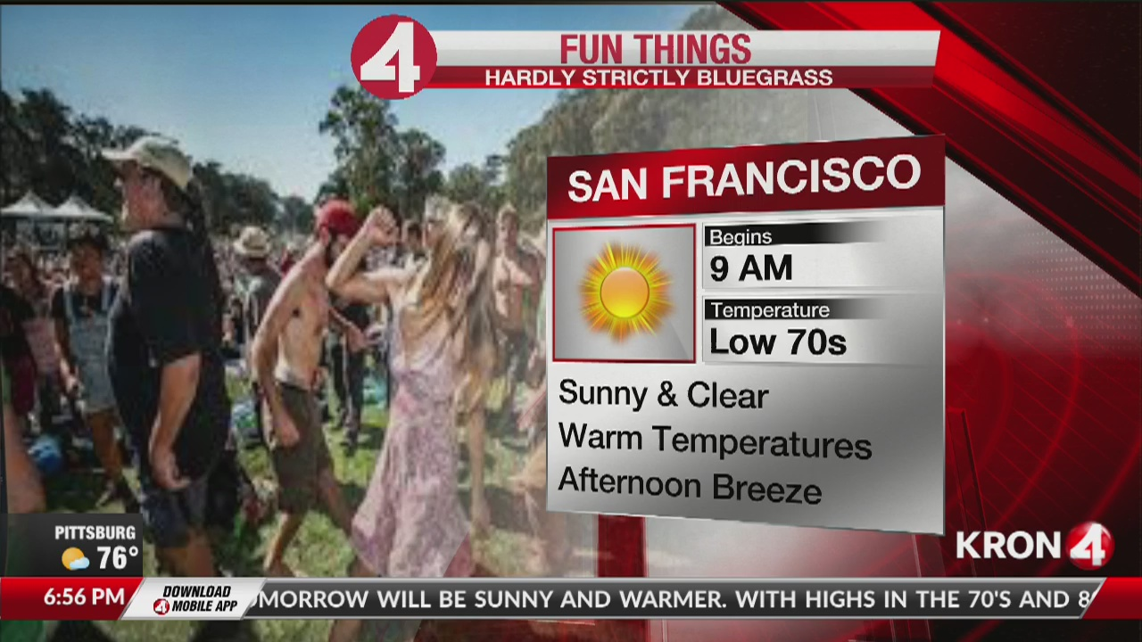 4 Fun Things: Weekend events across the Bay Area