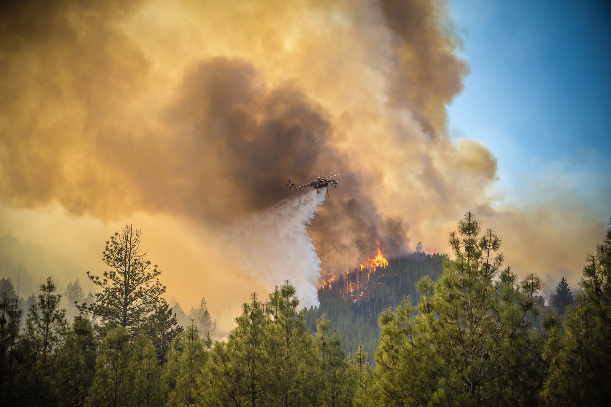 2019 Kincade Fire