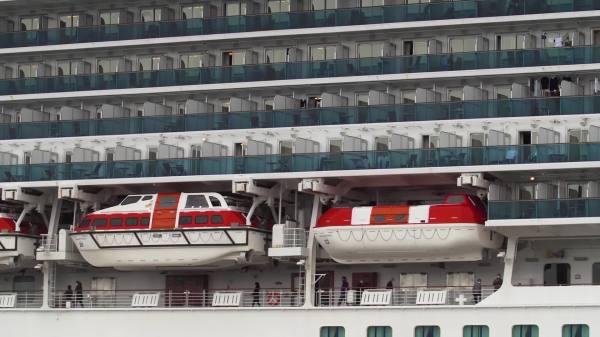 46 Americans onboard Diamond Princess diagnosed with coronavirus