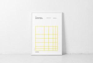 Book 2. Poster. Fundamentals of geometric algebra. Euclid's Elements