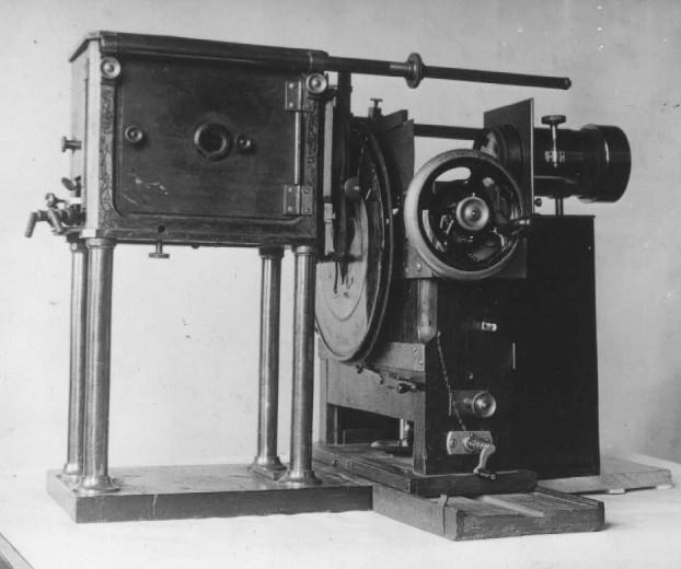 zoopraxiscope Eadweard Muybridge