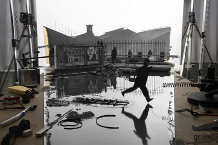 Dit is een 3D miniatuur van de foto van Cartier-Bresson