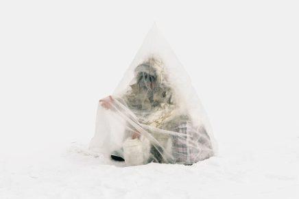 Aleksey Kondratyev: ijsvissen bij -40 graden