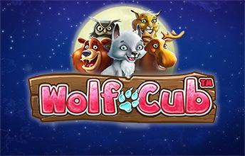 Wolf Cub slot Netent