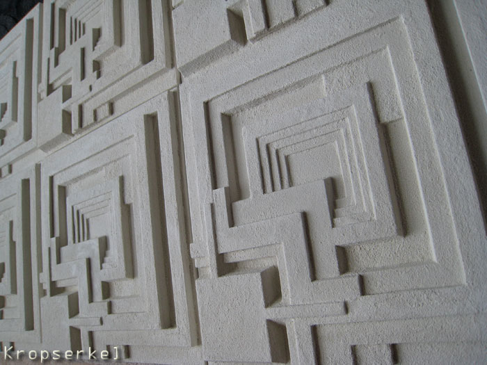 Kropserkel Bladerunner Deckard Wall Tiles