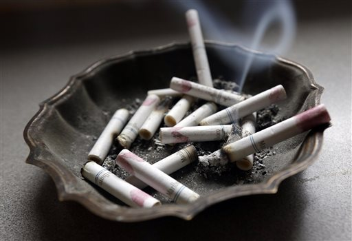 Cigarette, Smoke, Ashtray_293945