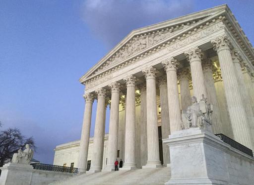 AP-Supreme Court Redistricting_484867