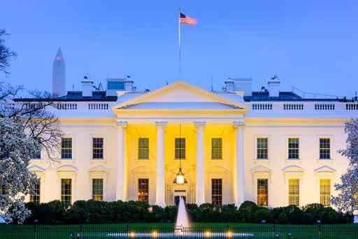 White House in Washington, D.C._509407