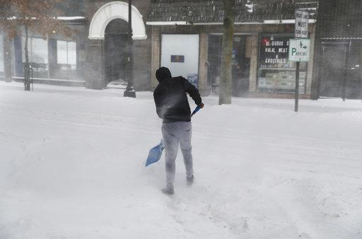 Winter Storm Maine_551547