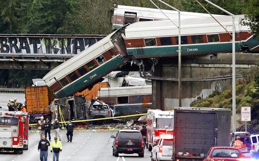 Train Derailment Washington State_754385
