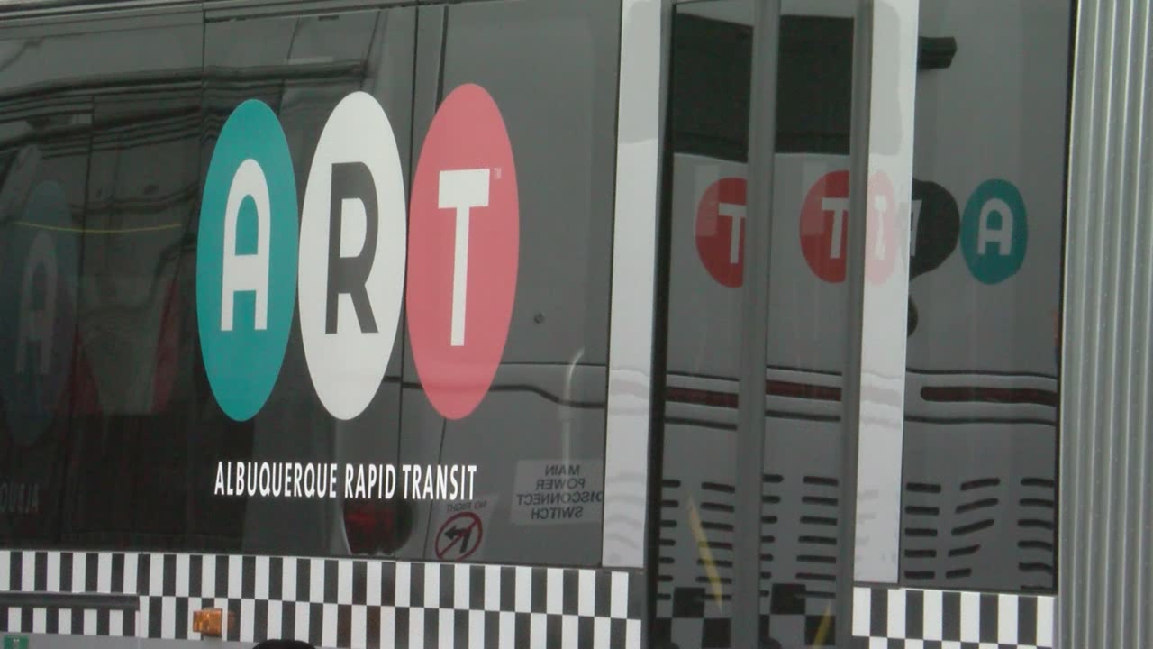ART Albuquerque Rapid Transit_778769