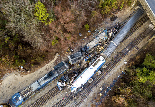 APTOPIX Train Crash South Carolina_785295