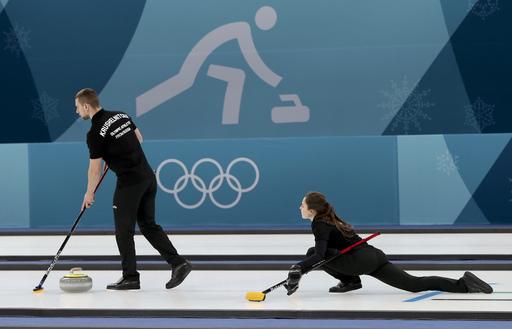Pyeongchang Olympics Curling_788065