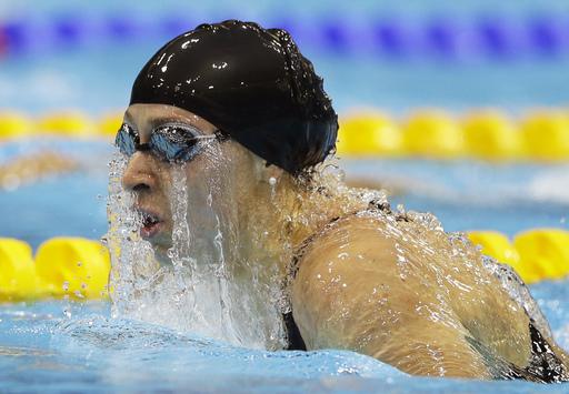 London Olympics Swimming Women_788131