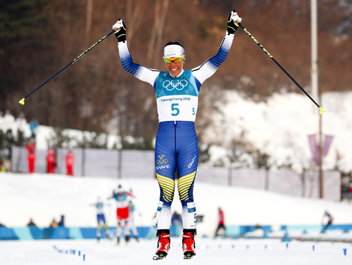 Pyeongchang Olympics Cross Country Women_790225