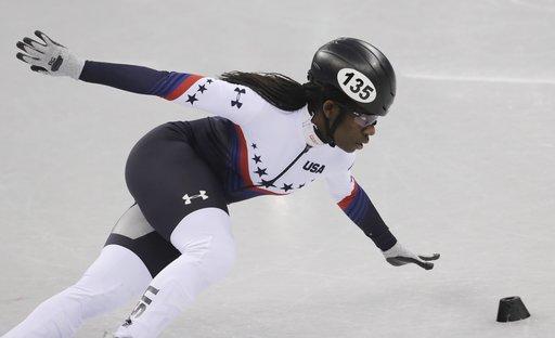 Pyeongchang Olympics Short Track Speed Skating Women_790145