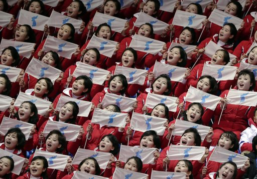 APTOPIX Pyeongchang Olympics Short Track Speed Skating Women_790226