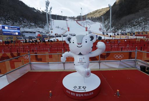 Pyeongchang Olympics Alpine Skiing_790497
