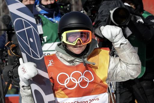 Pyeongchang Olympics Snowboard Men_790573