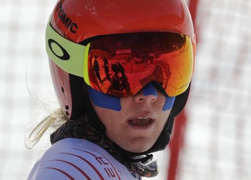 Pyeongchang Olympics Alpine Skiing_790629