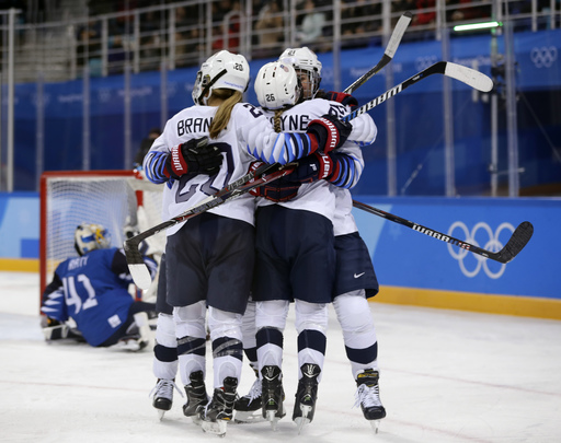 Pyeongchang Olympics Ice Hockey Women_790782