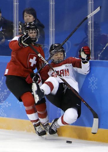 Pyeongchang Olympics Ice Hockey Women_791194