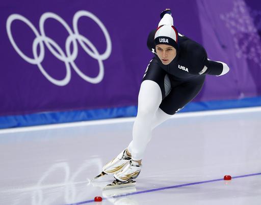 Pyeongchang Olympics Speed Skating Women_791407