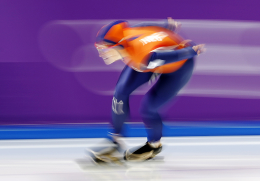 Pyeongchang Olympics Speed Skating Women_791370
